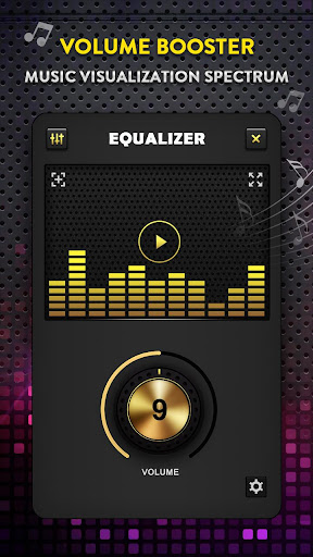 Bass Booster, Volume Booster - Music Equalizerud83cudf9aufe0f 2.3.8 Screenshots 1