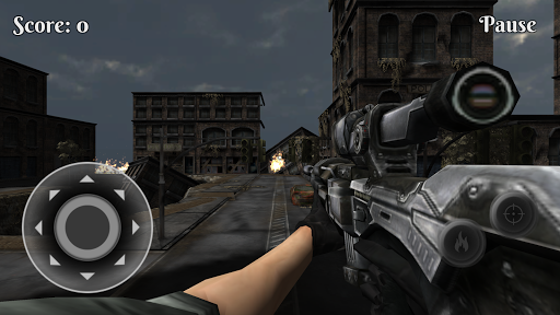 Sniper 3D Assassin Shooter : zombie characters 1.0 {cheat|hack|gameplay|apk mod|resources generator} 2