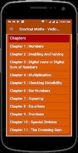 Shortcut Maths Vedic Maths - náhled