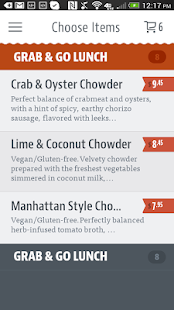 Pike Place Chowder- screenshot thumbnail