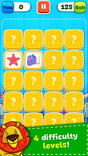 Match Game - Animals screenshots 16