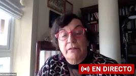 María Luisa Balaguer Callejón, magistrada del Constitucional.
