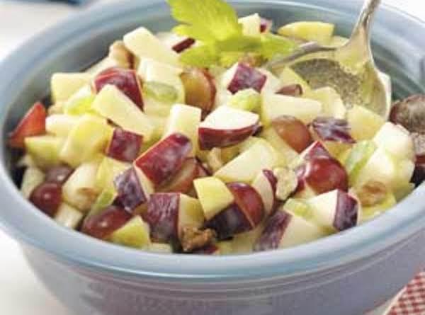 Mom's Apple Salad Recipe