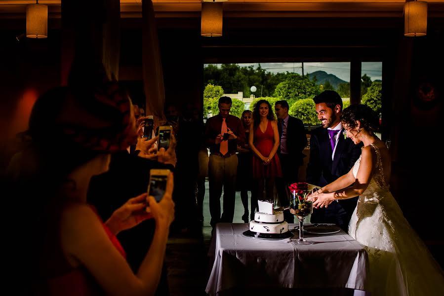 Wedding photographer Olmo Del valle (olmodelvalle). Photo of 23.05.2016