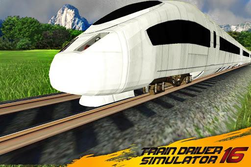 列車 ドライバ シミュレータ 16|玩模擬App免費|玩APPs