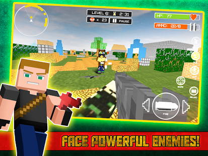 7 Survival Games Block Island App screenshot