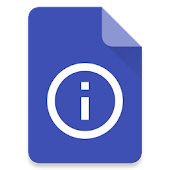 material-about-library Demo icon