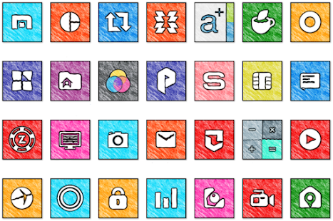 Download WhatsArt - Icon Pack For PC Windows and Mac APK 1 1 - Free