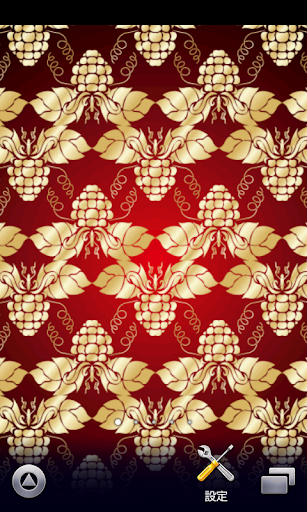 elegant gold red wallpaper 238