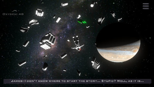 Cosmic missions. Episode 1. screenshot 3