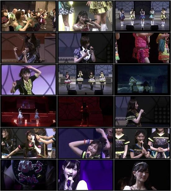 (Web)(1080p) (NMB48) Yagura Fuuko Graduation Concert 180404