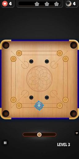 Carrom Master : New Carrom Board Pool Game 1.0.01 screenshots 7