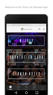 Trinity Life Church Plainview for PC-Windows 7,8,10 and Mac apk screenshot 1