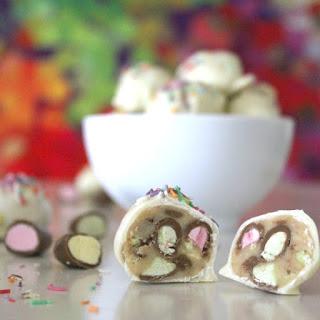 No Bake Clinker Truffles