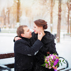 Wedding photographer Nadezhda Ero (NadezhdaEro). Photo of 17.01.2014