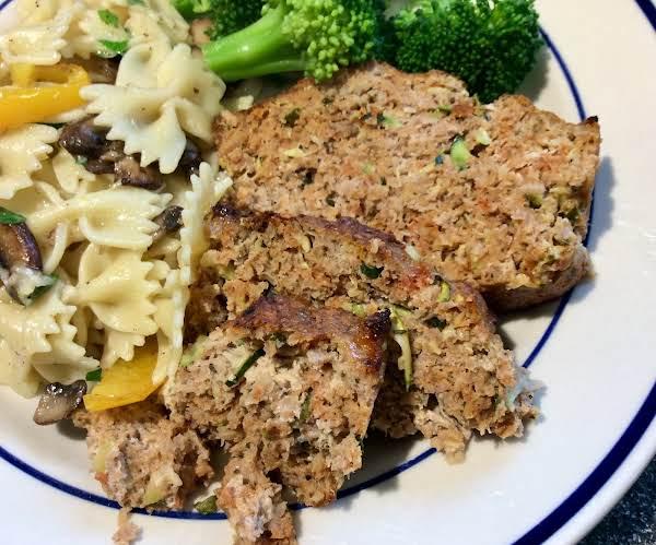 Turkey-zucchini Meatloaf Recipe