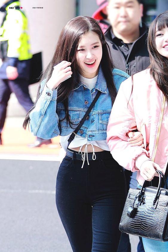 rose jeans 35