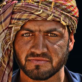 AFGAN by Angelito Cortez - People Portraits of Men