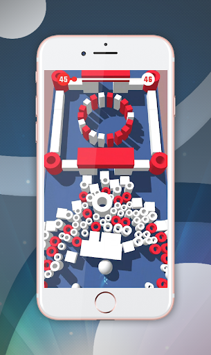 Ball Bumps 3D - Avoid Obstacles - screenshot