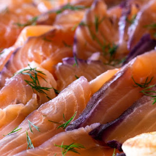 Cured Salmon With Dill Recipes