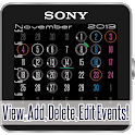 Calendar for SmartWatch2 icon