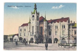 Photo: A munkácsi városháza