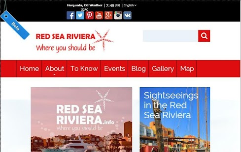Red Sea Riviera- screenshot thumbnail