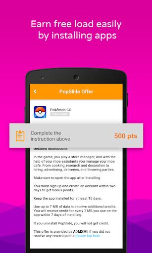 PopSlide: Get Free Load screenshot 7
