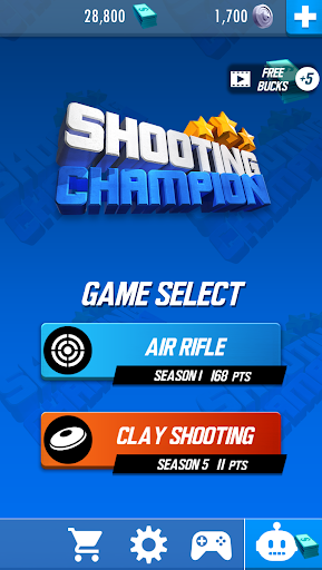 Shooting Champion poster