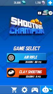 Shooting Champion 1.0.13 MOD (Unlimited Money) 1