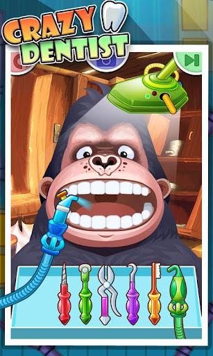 Crazy Dentist - Fun games screenshot 2