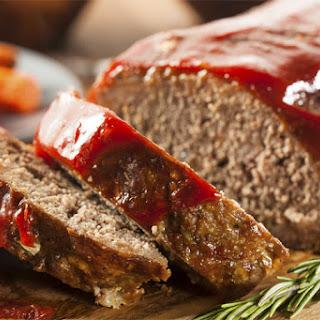 Daphne Oz's Hoisin-Glazed Pork and Turkey Meatloaf.