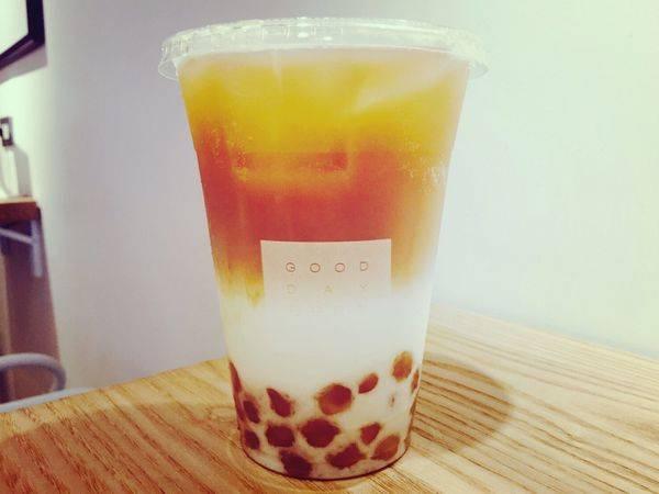 ✿日日良選good day select✿伊通街上厲害珍珠飲品 ! 好久沒喝到這麼耐喝 值得咀嚼回味的白玉~