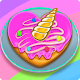 Cooking Donuts - Unicorn Dessert Games (game)