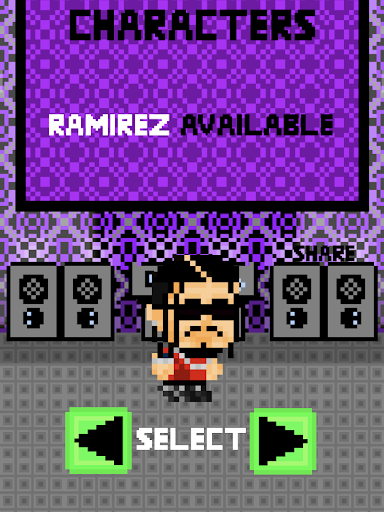 Ramirez Rumble - screenshot