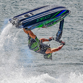by Terry DeMay - Sports & Fitness Watersports (  )