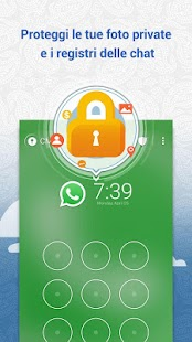 Clean Master (Boost & AppLock)- miniatura screenshot