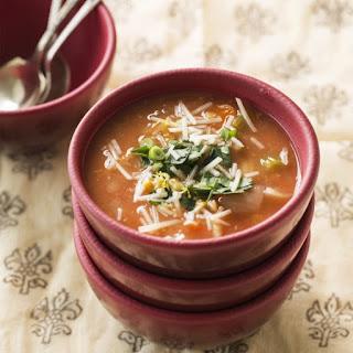 Lentil Orzo Soup Recipes