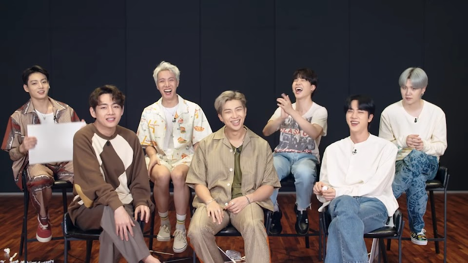 BTS Answer the Web's Most Searched Questions _ WIRED 9-3 screenshot