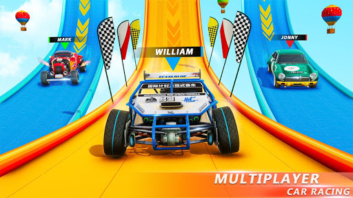 Ramp Stunt Car Racing Games: Car Stunt Games 2019  screenshots 14