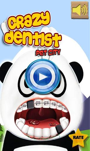 Crazy Dentist - Pet City