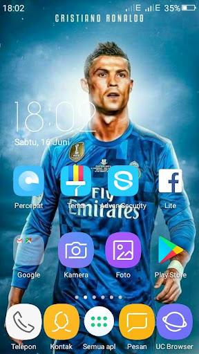 Ronaldo Wallpaper HD 1.5 screenshots 3