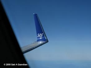 Photo: SAS B737 winglet