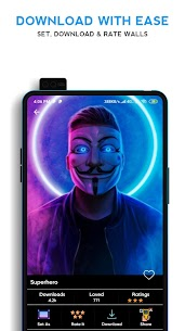 DopeWalls- 4K Wallpapers & HD Background (UHD) 3.3 Premium Patched Latest APK Download 4