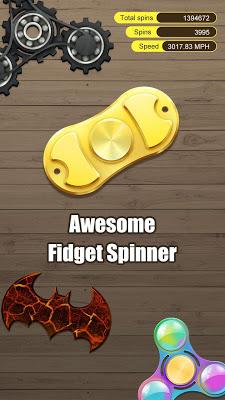 Fidget Spinner - screenshot