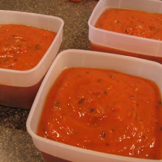 Roasted Cherry Tomato Sauce.
