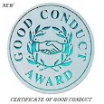 Good Conduct Application icon