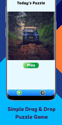 Tile Puzzle: Picture Puzzle  screenshots 5
