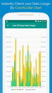 Internet Speed Meter Screenshot