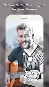 Sketch Camera Filters Effects screenshot 11